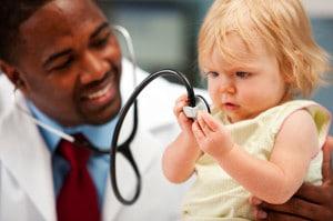 نظر پزشک اطفال و حساسیت چشمی