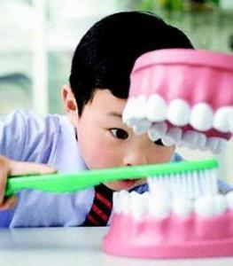 رژیم برای داشتن دندانی سالم