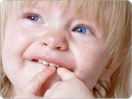 درد دندان در کودکان