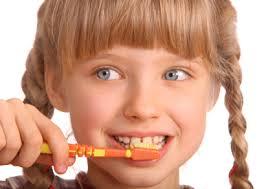 دندانی سالم در کودکان