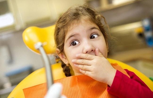 اولین جلسه درمانی دندانپزشک
