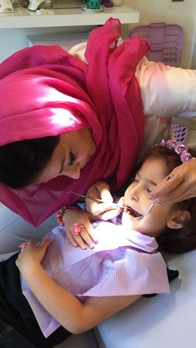 دندانپزشک و ایجاد محیطی ایمن برای کودک