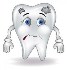 پوسیدگی های دندان کودک از دیدگاه دندانپزشک