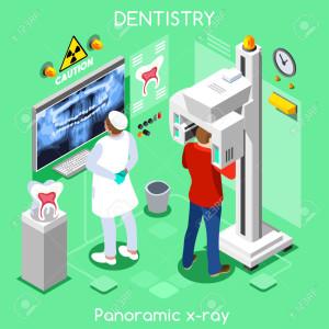 معاینات رادیوگرافی در دندانپزشکی بدون درد
