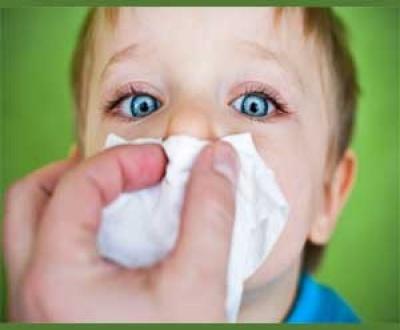 آلرژی کودک به مواد دندانپزشکی