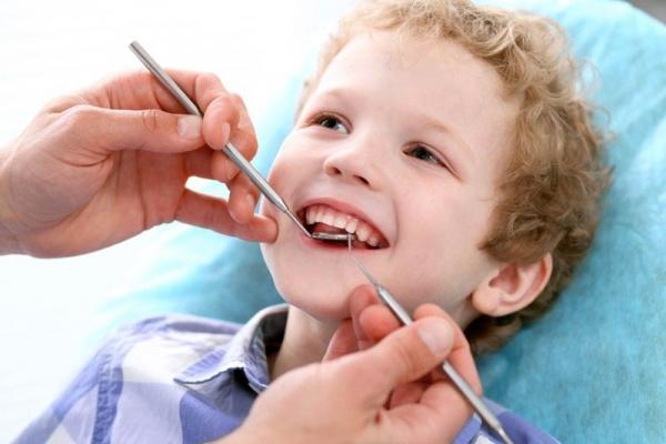 ترمیم دندان کودکان