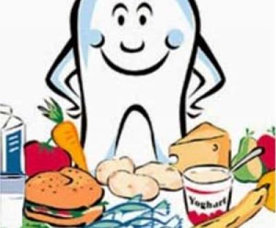 تغذیه سالم برای دندان کودک