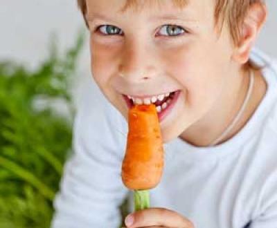 استحکام دندان کودکان