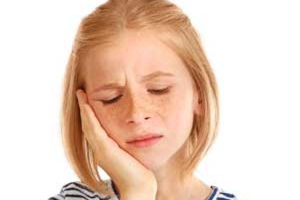 آبسه دندان کودکان