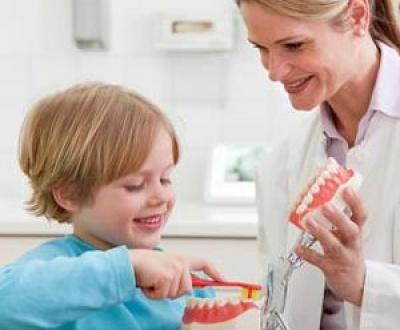 بهترین دندانپزشک اطفال تهران