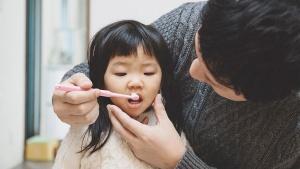 مراقبت از لثه های کودکان