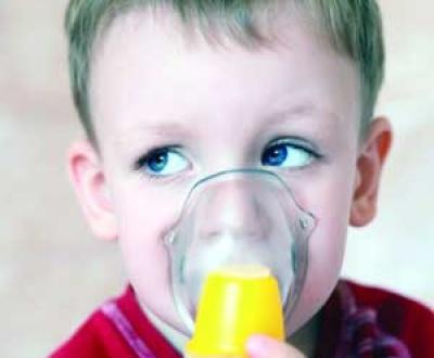 آسم کودکان در دندانپزشکی اطفال