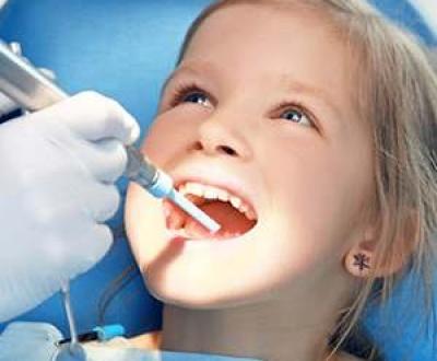 لیزر در دندانپزشکی کودکان
