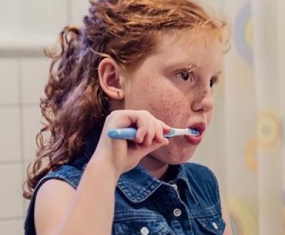 سلامت دهان و دندان کودکان