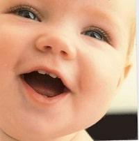 درمان ریزش آب دهان نوزاد