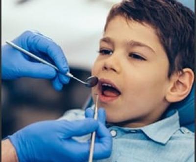 درمان های دندان بچه های اوتیسمی